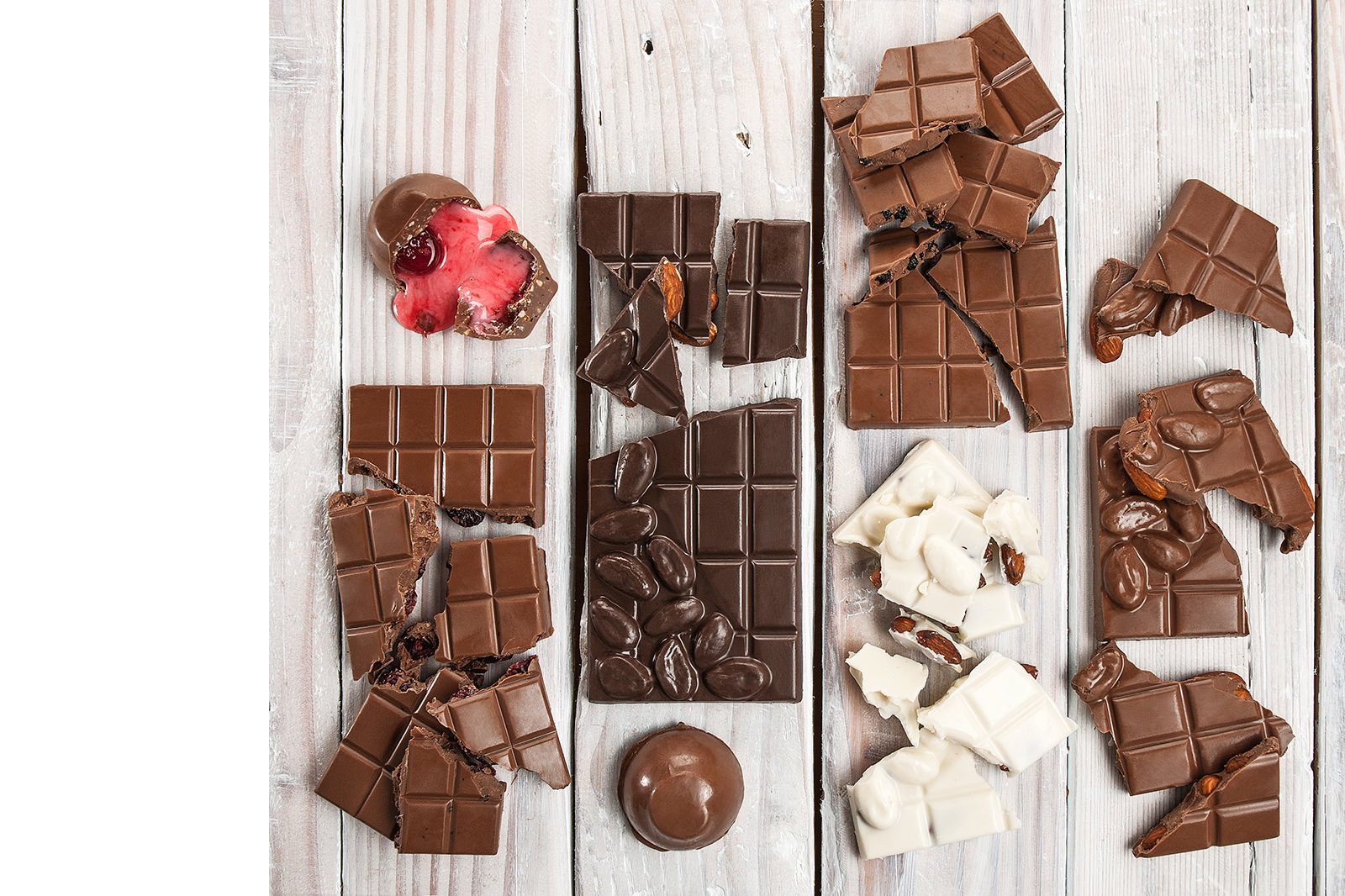Background Image Chocolates